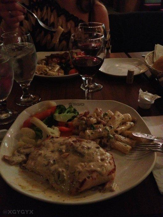 Grigio restaurant_Laval_Sign