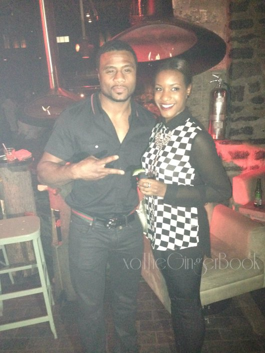 Jean Pascal and I