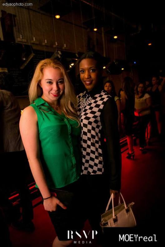 Yanna and I