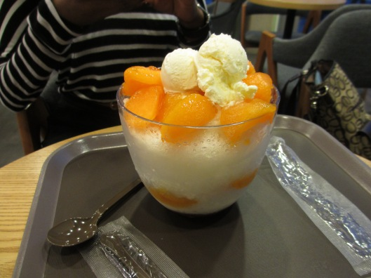 Frozen dessert :]